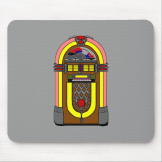 Retro Neat-o Jukebox Mousepad