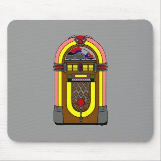 Retro Neat-o Jukebox Mousepad