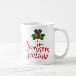 Retro Northern Ireland mug