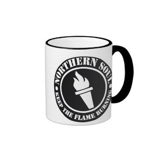 Retro Northern Soul style design Coffee Mugs