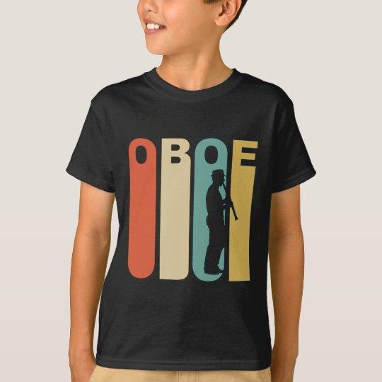 Retro Oboe T-Shirt