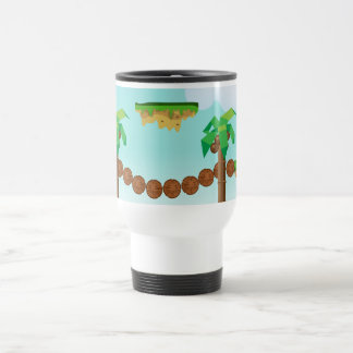 Retro or classic Platform game Stainless Steel Travel Mug