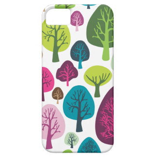 Retro organic tree plant pattern iphone case case for the iPhone 5