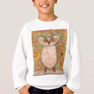 Retro Owl Sweatshirt