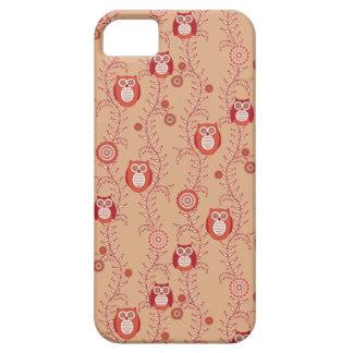 Retro Owls iPhone 5 Case-Mate ID
