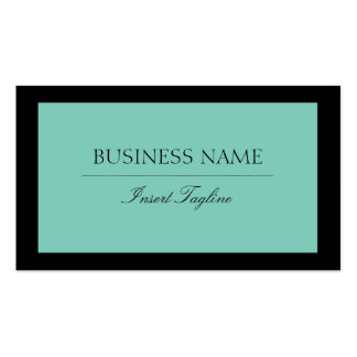 Retro Pack Of Standard Business Cards