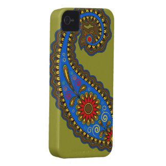 Retro Paisley iPhone 4 Covers