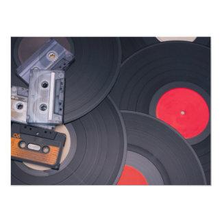 Retro Party Card