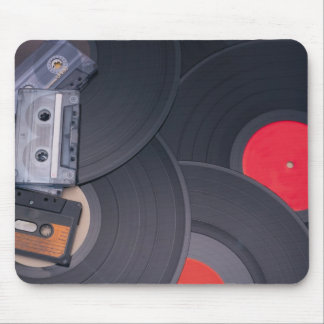 Retro Party Mouse Pad
