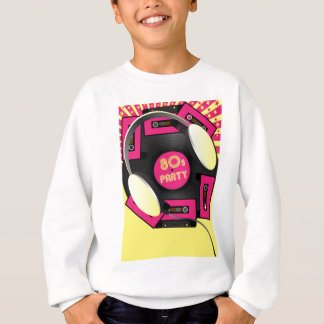 Retro Party Sweatshirt