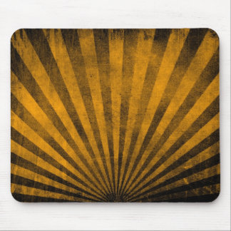 Retro pattern background mouse pad