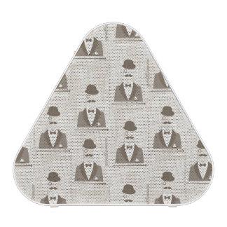 Retro pattern for man
