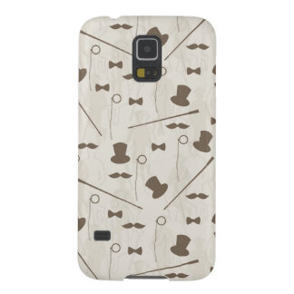 Retro pattern for man 2 galaxy s5 case