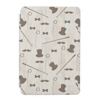 Retro pattern for man 2 iPad mini cover