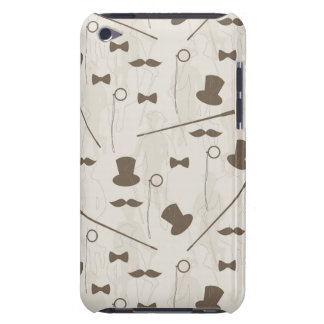 Retro pattern for man 2 iPod touch Case-Mate case