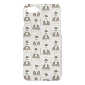 Retro pattern for man iPhone 8/7 case