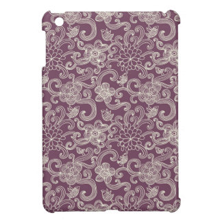 Retro pattern iPad mini cases