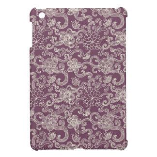 Retro pattern iPad mini cover