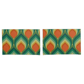 Retro Pattern Pillow cases