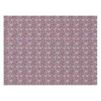 Retro pattern tablecloth