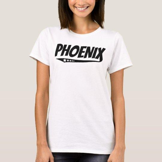 Retro Phoenix Logo T-Shirt