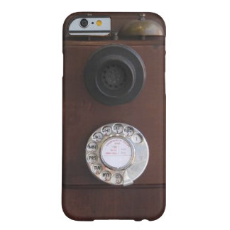 Retro Phone Barely There iPhone 6 Case