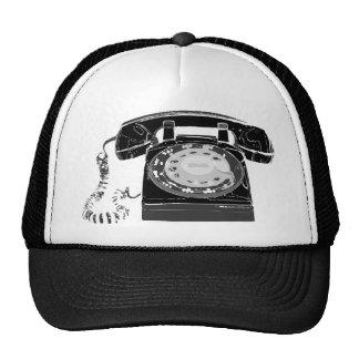 Retro Phone Cap