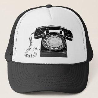 Retro Phone Trucker Hat