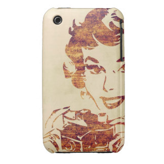 Retro photographer iPhone 3 Case-Mate cases