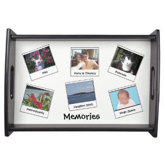 """Retro Photos"" Tray"