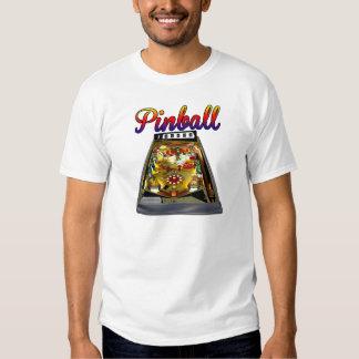 Retro Pinball Machine Design T Shirt