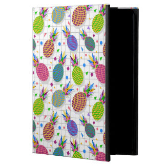 Retro Pineapple Pattern Case For iPad Air