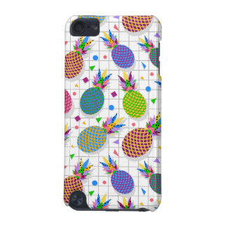 Retro Pineapple Pattern iPod Touch 5G Covers