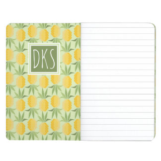 Retro Pineapples | Monogram Journal