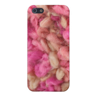 Retro Pink Poodle iPhone 5/5S Case