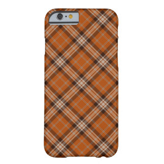 Retro Plaid Barely There iPhone 6 Case
