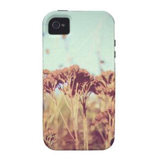Retro Plants Case-Mate iPhone 4 Cases