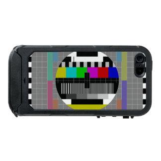 Retro PM5544 Television Test Pattern Incipio ATLAS ID™ iPhone 5 Case