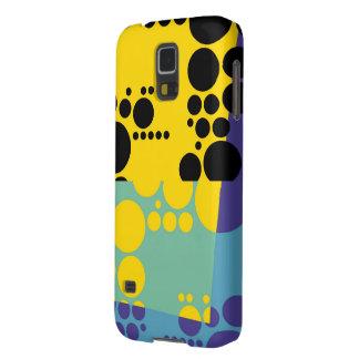 Retro Polka dots 2 Galaxy S5 Case