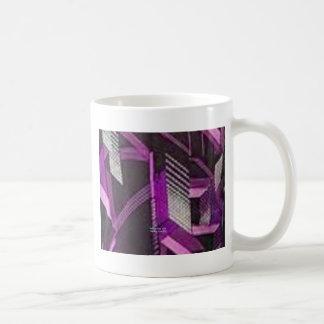 retro poly 002 mug