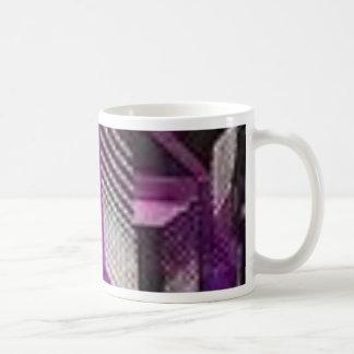 retro poly 002 coffee mug