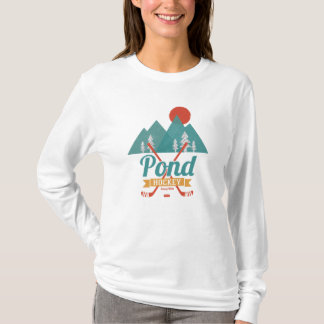 Retro Pond Hockey T-Shirt