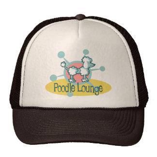Retro Poodle Lounge Cap