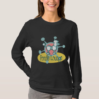 Retro Poodle Lounge T-Shirt