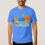 Retro Pool Party T-Shirt