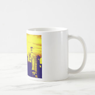 Retro Pop Art Comic New York City Mug