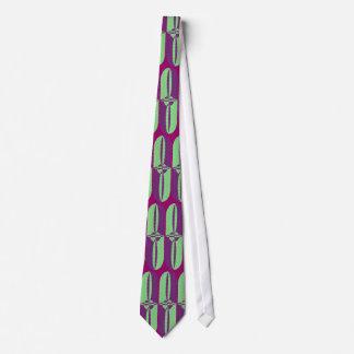 Retro Pop art Tie