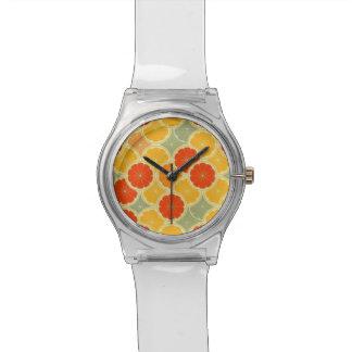Retro Print Watch