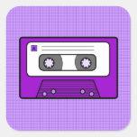 """Retro Purple 80""""s Mixtape"""
