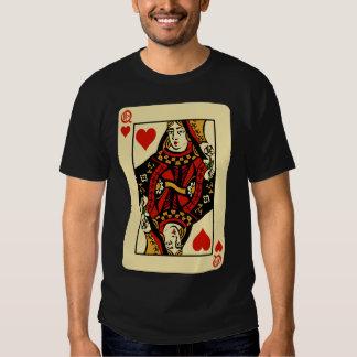 Retro Queen of Hearts Tshirt